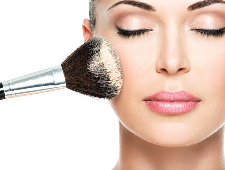 Makeup banner