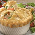 Fresh Baked Chicken Pot Pie