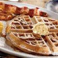 Belgian Waffle Platter