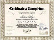 biblical counseling certificate