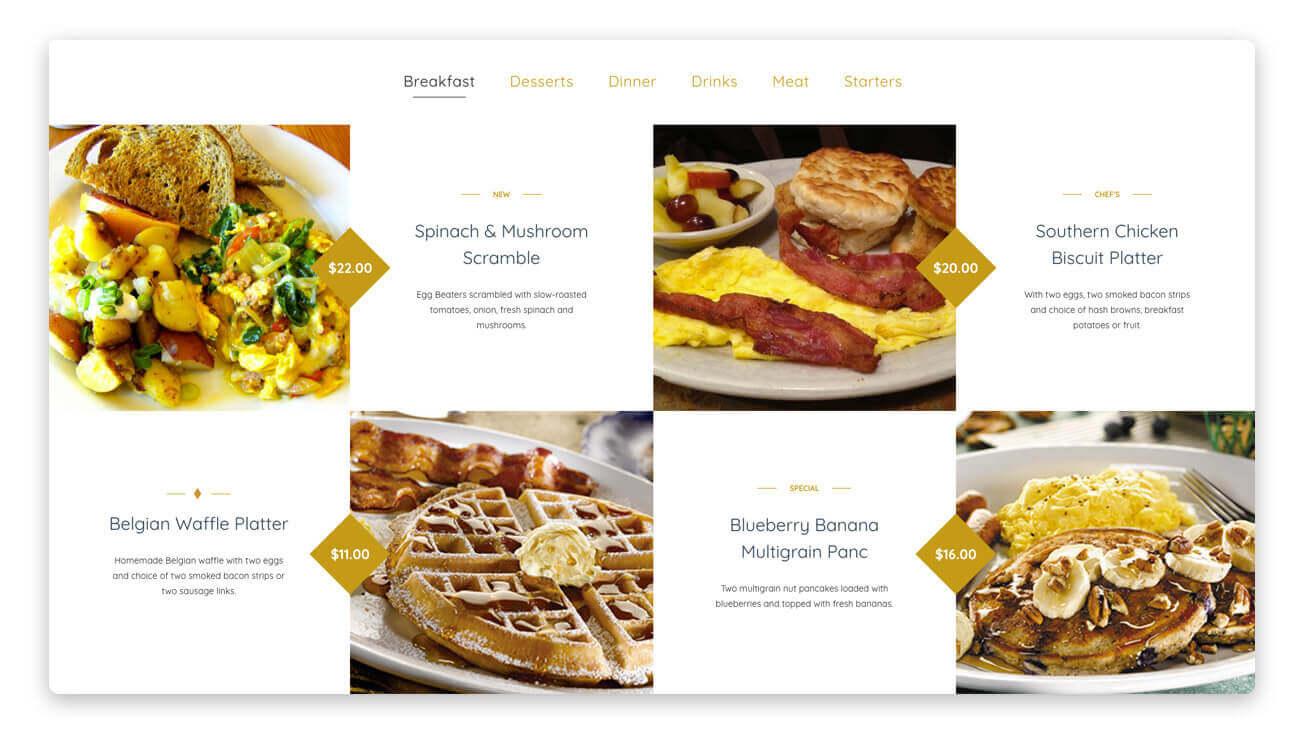 Rental WordPress theme